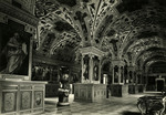 Città del Vaticano - Biblioteca: Salone Sistino, veduta.