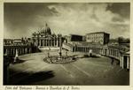 Città del Vaticano - Piazza e Basilica di S. Pietro