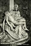 Città del Vaticano - Basilica di S. Pietro - La Pietà (Michelangelo)