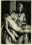 """Città del Vaticano - Basilica di S. Pietro - """"Pietà""""  di Michelangelo"""