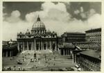 Città del Vaticano Piazza e Basilica di S. Pietro