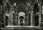 Città del Vaticano Basilica di S. Pietro - Interno