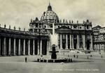 Città del Vaticano - Facciata di S. Pieto