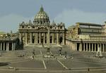 Città del Vaticano - Basilica di S. Pietro