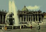 Città del Vaticano Basilica di S. Pietro