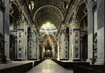 Città del Vaticano - Basilica S. Pietro - Interno