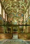 Roma - Vaticano - Interno Cappella Sistina