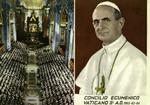 Concilio Ecumenico Vaticano II A.D. 1962-63-64