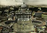 Roma Piazza S Pietro