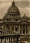 Roma – S. Pietro  – la Cupola