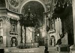 Roma – Interno Basilica S. Pietro