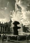 Roma – Piazza S. Pietro – Fontana