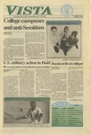 Vista: October 21, 1993