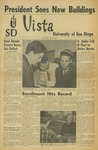 Vista: September 23, 1966 by University of San Diego