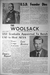 Woolsack 1966 volume 3 number 1 by University of San Diego School of Law Student Bar Association